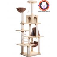 Armarkat Premium Cat Tree Model X7805, Goldenrod