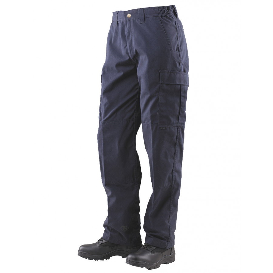 ST CARGO PANTS ,NAVY , MENS, POLY COTTON, W:34 37