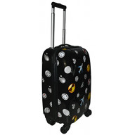 Smiley World Happy Travel 22'' Black