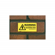 WARNING PLATES ( X25 )