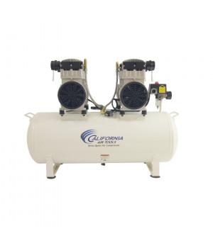 California Air Tools 20040C Ultra Quiet & Oil-Free 4.0 Hp, 20.0 Gal. Steel Tank Air Compressor