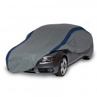Duck Covers Weather Defender Car Cover, Fits Sedans up to 19 ft. L