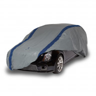 Duck Covers Weather Defender Station Wagon Cover, Fits Wagons up to 15 ft. 4 in. L