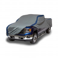 Duck Covers Weather Defender Pickup Truck Cover, Fits Extended Cab Standard Bed Trucks up to 20 ft. 9 in. L