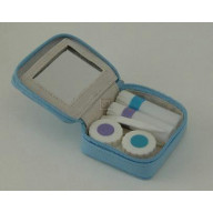 BABY BLUE CONTACT LENS KIT, 2.5