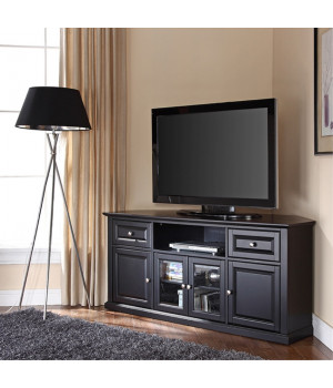 60%22+CORNER+TV+STAND+IN+BLACK