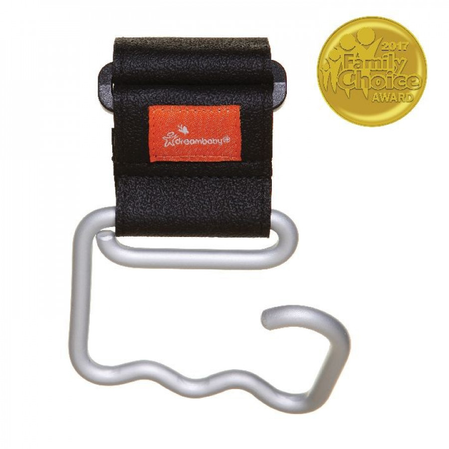 STROLLERBUDDY EZY-FIT GIANT STROLLER HOOK