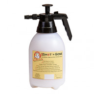 2 Litre pump sprayer pre-loaded with 48oz of One Shot n Gone Mold Inhibiting Coating
