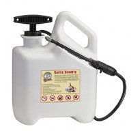 Garlic Scentry gal Pre-Loaded Pump Sprayer Premixed & Ready To Use