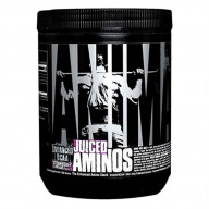 niversal Nutrition Animal Juiced Aminos Enhanced BCAA and EAA Instantized Amino Acid Supplement, Strawberry Limeade, 358 grams -