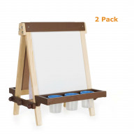 Wooden Tabletop Easel - Pack of 2