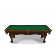Hainsworth Classic Series - Tournament Green Pool Table Cloth - 9'