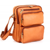 Multi Pocket IPad/E-Reader Bag - LD-083-TN