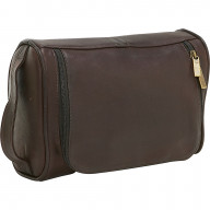 Mens Toiletry Bag - TR-492-Cafe