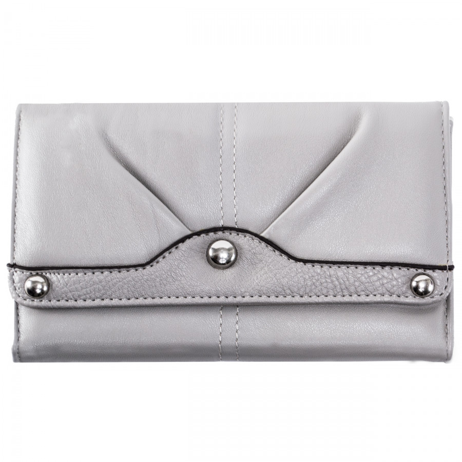 Wallet EVELINE Grey