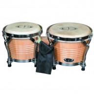 GP Percussion Pro Series Tunable Birch Bongos