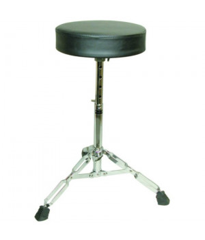 GP Percussion Double Braced Drummer s Throne
