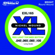 D'addario XL Electric Bass Strings