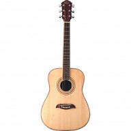 O S .75 Size Acoustic Natural