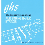 GHS PF140 5 String JD Crowe Banjo Strings