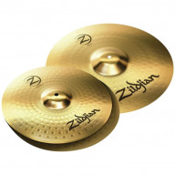 Planet Z PLZ1318 3 Pack 13in Pair 18in Cymbals