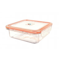 Wellslock Classic One Lock 820mL Food Storage Container (Pack of 4)