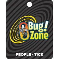 0Bug! Zone PEOPLE TICK FAMILY (4 TAGS)