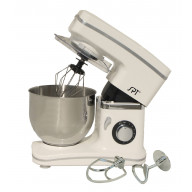 8-Speed Stand Mixer (White)