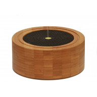 Ultrasonic Aroma Diffuser/Humidifier, bamboo base