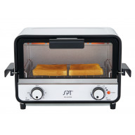 Easy Grasp 2-Slice Countertop Toaster Oven