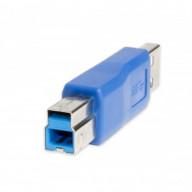 USB 3.0 A Male to B Male Adapter