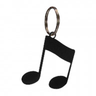 Music Note - Key Chain