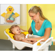 Ducky Bath And Toy Bag