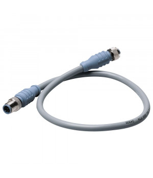 Maretron Mid Double-Ended Cordset - 0.5 Meter - Gray