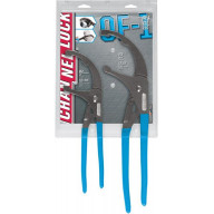 2 Pc. Oil Filter/ PVC Plier Set