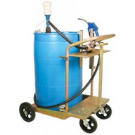 55-Gallon Drum Dispensing System-Electric