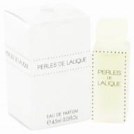 Perles De Lalique by Lalique,Mini EDP .15 oz, For Women