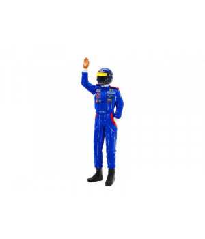 Ronnie Peterson Type II ELF Tyrrell Team 1/18 by True Scale Miniatures