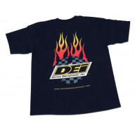 Design Engineering Dei Flames T-Shirt - Large