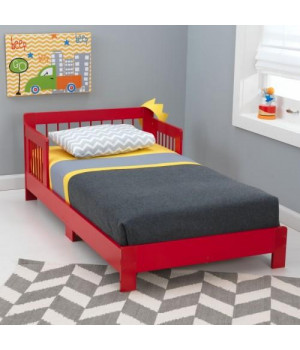 Houston Toddler Bed - Red