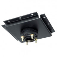 Structural Ceiling Adapter With Stress Decoupler