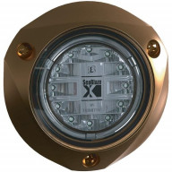 Lumitec Seablazex Green Bronze Underwater Light
