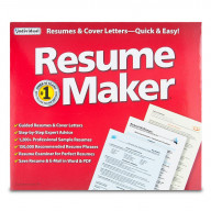 Resumemaker 16: Resumes & Cover Letters - Quickly & Easy!