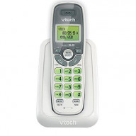 Dect 6.0 Cordless Caller Id Phone, White