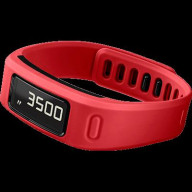 Vivofit Fitness Band, Red