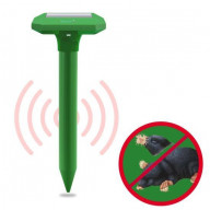 Solar Power Mole Repeller - Animal & Pest Control