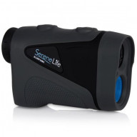 Golf Laser Range Finder Monocular with Pin-Seeking and Zoom Sight - SLGRF30BK