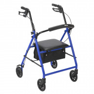 Rollator with 6