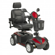 Ventura Power Mobility Scooter, 4 Wheel, 18