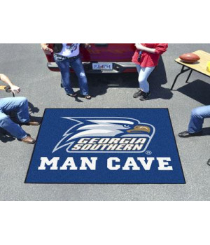 Georgia Southern Man Cave Tailgater Rug 5'x6'